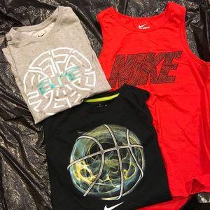 Nike Tee Shirts and Tank Top. Men's Medium